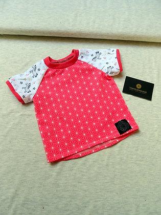 T-shirt bébé licornes