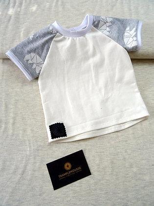 T-shirt bébé ours polaire