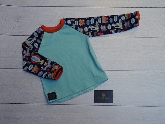T-shirt bébé animaux volants
