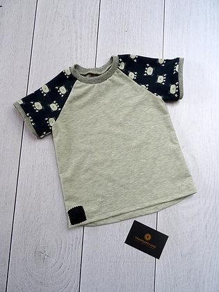 T-shirt bébé petits crabes
