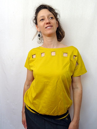 T-shirt carré