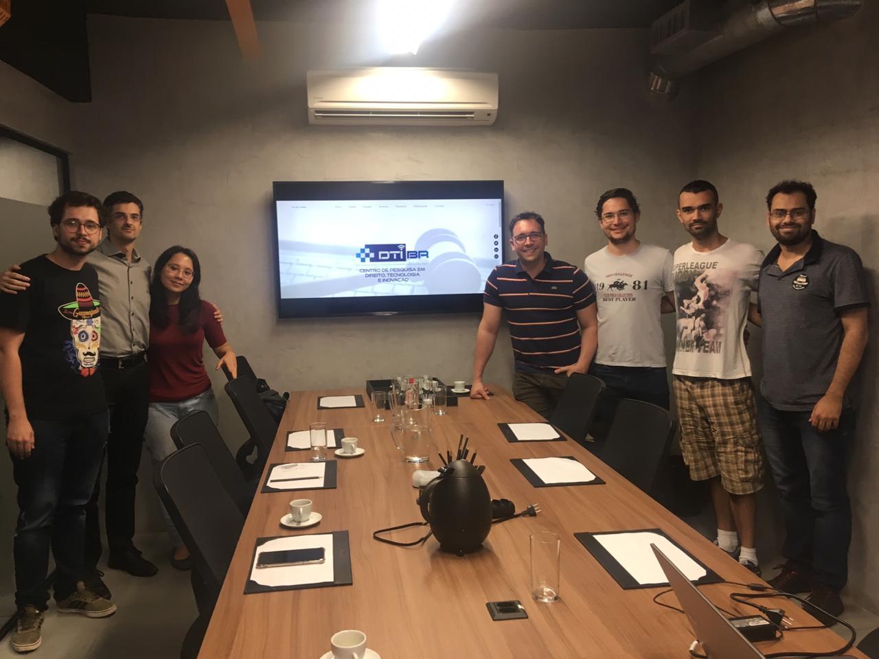 Reunião da Coordenação 14/05/2019