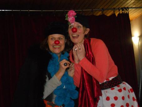 Développer notre vitalité et notre élan créatif avec le Clown-Théâtre