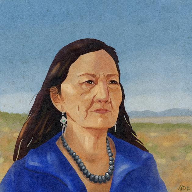 Deb Haaland