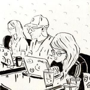 Smallpoint Café   (III)