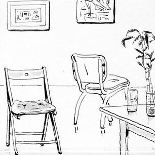 Café Still Life