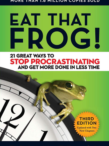 8. Eat That Frog