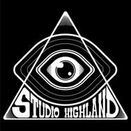 Studio Highland Logo (Lettering)