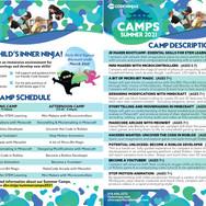 Code Ninjas Summer Camps - Flyer