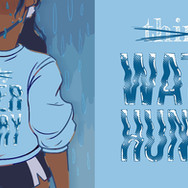 Water Hungry - Shirt Design