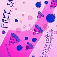 Free Smoothies - Flyer
