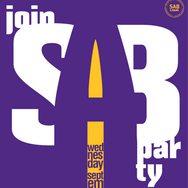 Join SAB Party - Flyer
