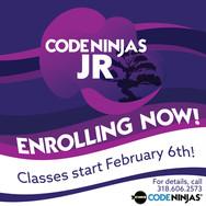 Code Ninjas JR - Social Media Promo