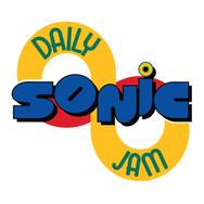 Daily Sonic Jam Logo