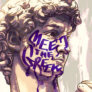 Meet the Greeks - Event Graphic