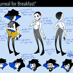 Surreal For Breakfast - Beryl Notes and Expressions