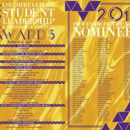 Student Leadership Awards - Program