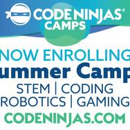 Code Ninjas Summer Camps - Yard Signs
