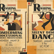 Homecoming 2020 - Flyer Campaign