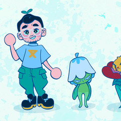 damienshii Mascots
