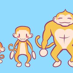 Rhythm Heaven Reanimated - Fan Club Monkeys
