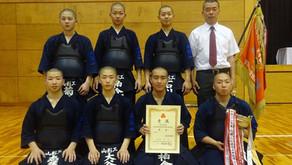 県高校総体 剣道男子団体 優勝(1)(R01.06.13)