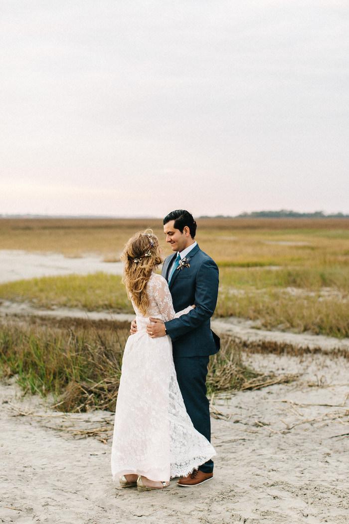 Charleston-sunrise-beach-elopement-ashle