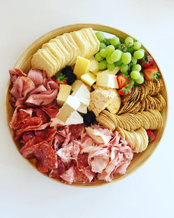Cheese and Cured Meats