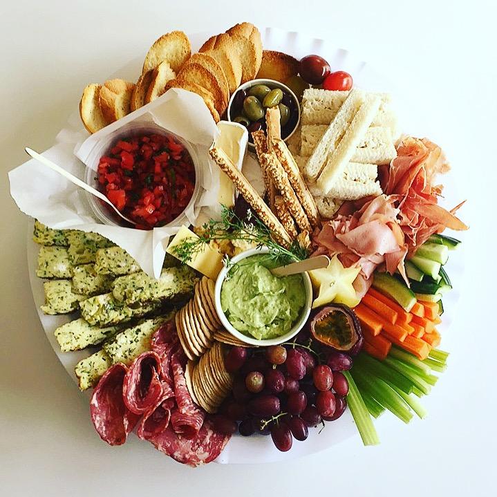 Substantial Graze Platter
