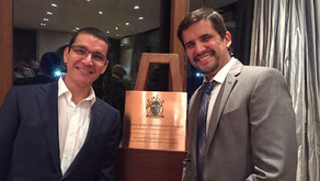 Duratray directors attend official opening of Victoria Government Office in Chile