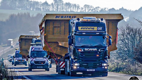 Deliveries to Europe continue
