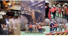 Conymet's contract achieves 21 years with Zero accidents at BHP's Escondida