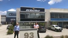 New Premises for Duratray International Western Australia