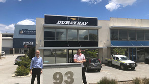 New Premises for Duratray International Western Australia