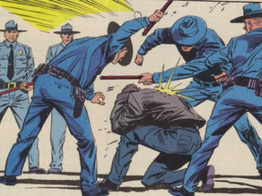 Police brutality from a legal perspective