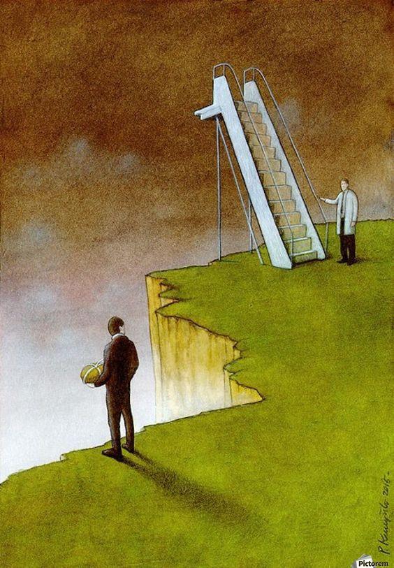 Illustration by Pawel Kuczynski
