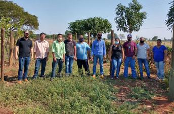 Cultivo de maracujá é tema do Dia de Campo no município de Paranhos