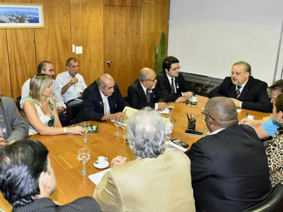 Reunião sobre PLP 257/16