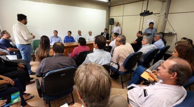 Reunião do Fórum Dialoga