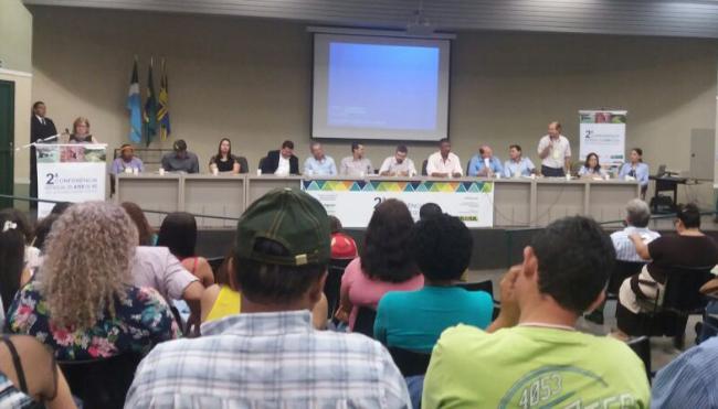 Conferência Estadual de Assistência Técnica e Extensão Rural