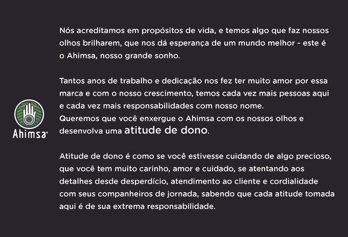 Atitude de Dono