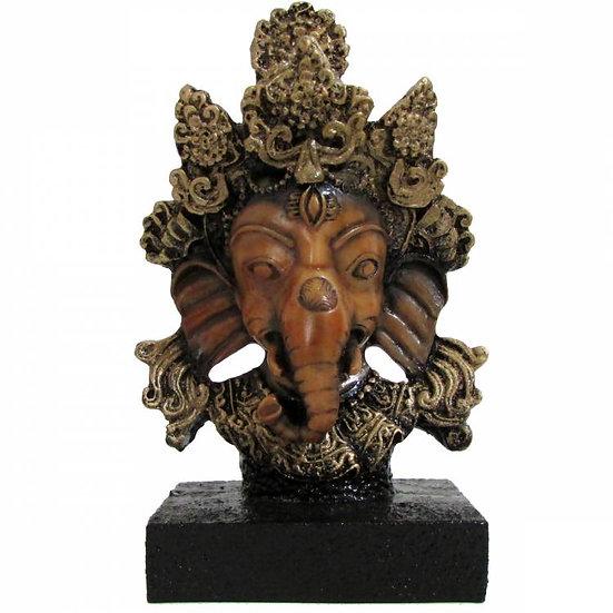 Mascara de Mesa Ganesha
