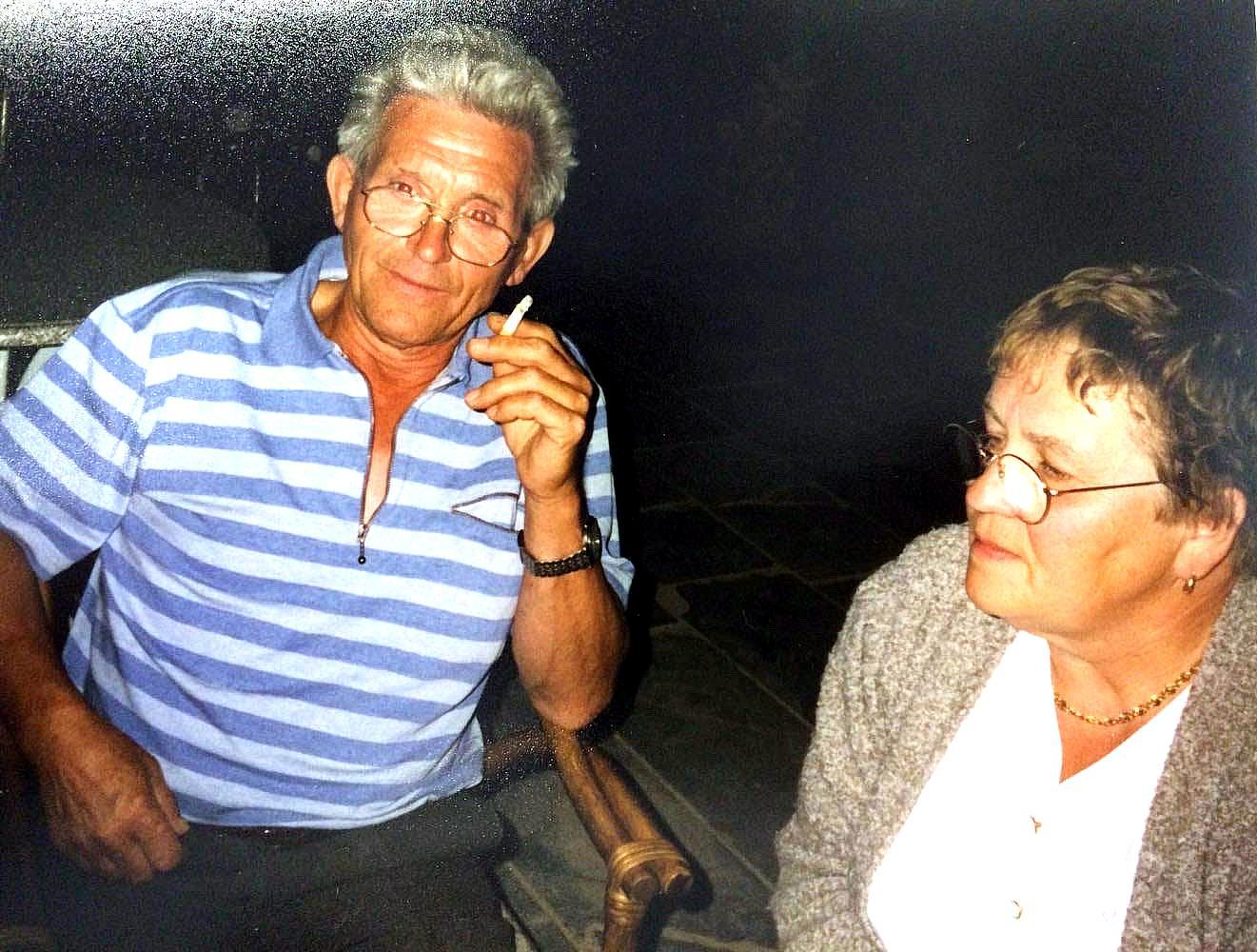 Hans-Joachim & Frau