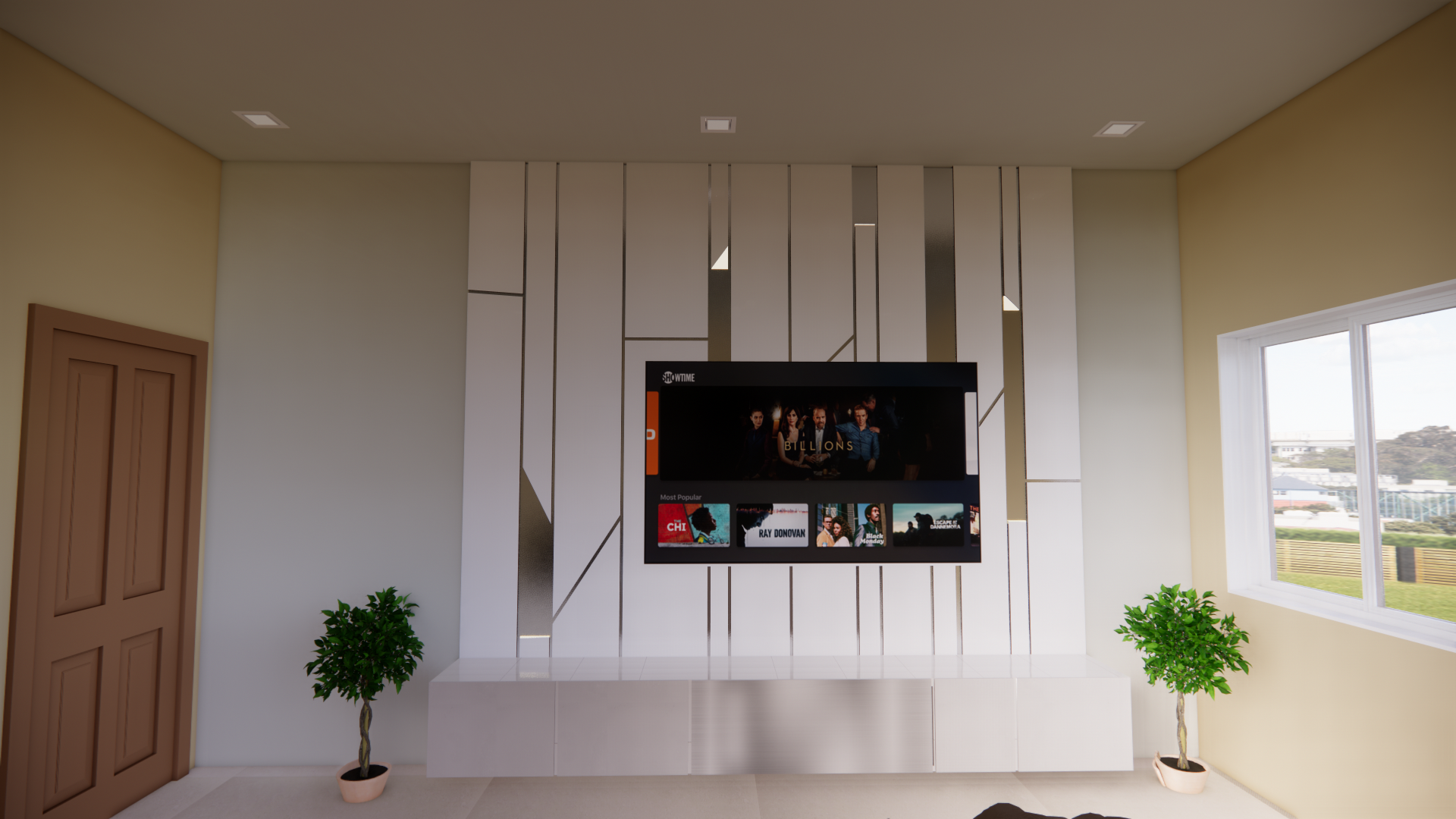 UNIQUE TV UNIT