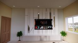 UNIQUE TV UNIT