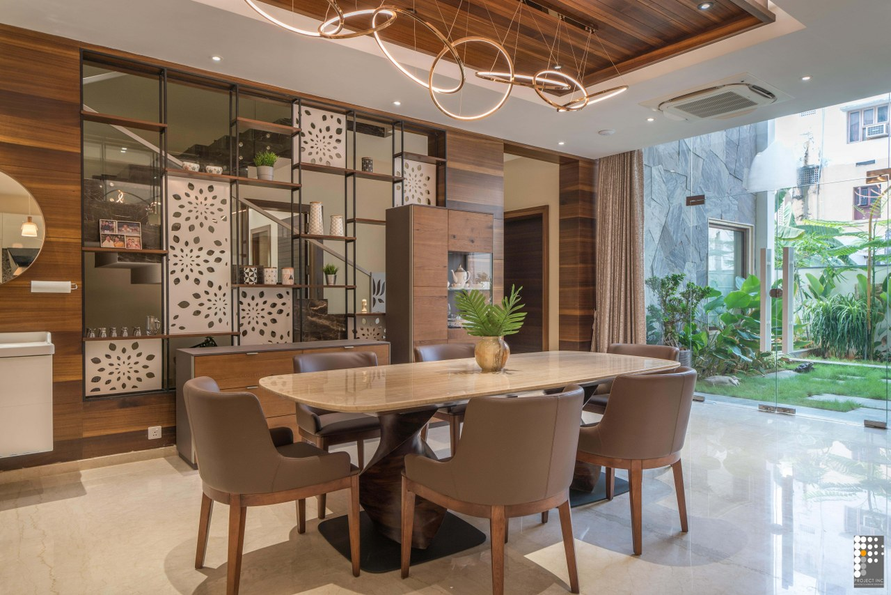 DINNING SPACES