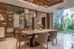 CHICCO DINING SPACES