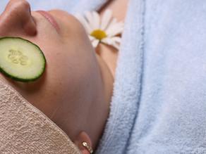 Receitas naturais para os cuidados com a pele