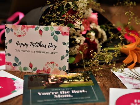 Ideias para presentear a sua mãe sem gastar muito