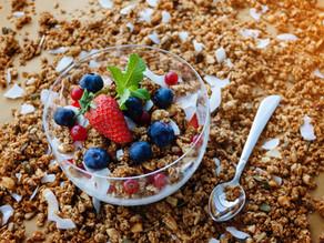 Receitas de granolas caseiras para você fazer